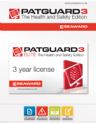 Seaward Patguard 3 Elite Software, 3 Year Subscription